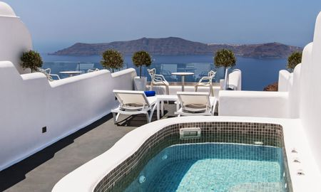 Suite Grand Luxury Com Piscina Privada - Pegasus Suites & SPA - Adults Only - Santorini