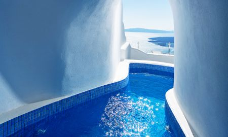 Suite Executive con Jacuzzi al Aire Libre - Pegasus Suites & SPA - Adults Only - Santorini