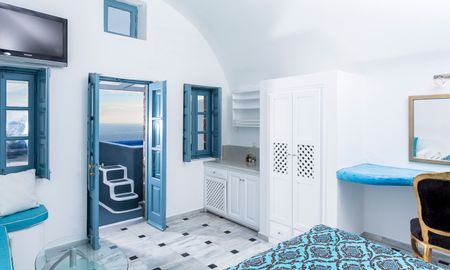 Suite Junior Jacuzzi - Pegasus Suites & SPA - Adults Only - Santorini