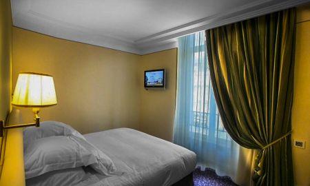 Quarto Duplo Clássico - Hotel Princesse Flore - Royat