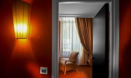 Quarto Privilege Duplo - Hotel Princesse Flore - Royat