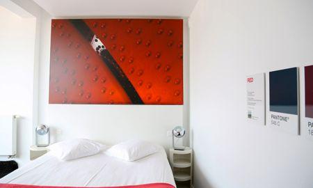 Pantone Basic - Pantone Hotel - Bruxelles