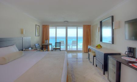 Deluxe Room with Ocean View - Krystal Cancun - Cancun