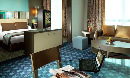 Suite Clássica - Park Rotana Abu Dhabi - Abu Dhabi