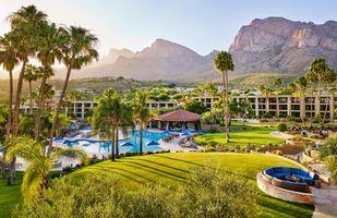 Tucson Hotel With Massage