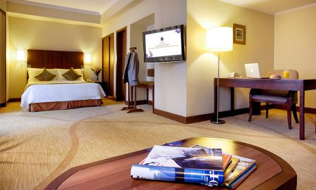 Junior Suite - Grand Mercure Beijing Central - Beijing