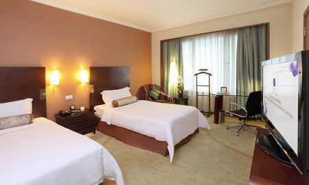 Superior Twin Room - Grand Mercure Beijing Central - Beijing