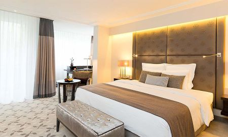 Chambre Executive Double ou Twin - Pullman Munich - Munich