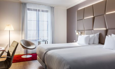 Superior Room - NH Collection Brussels Grand Sablon - Brussels