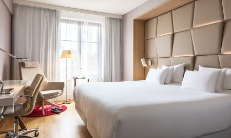 Premium Room - NH Collection Brussels Grand Sablon - Brussels