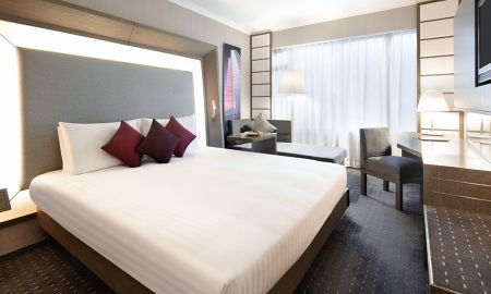 Deluxe Room King - Novotel Hong Kong Nathan Road Kowloon - Hong Kong