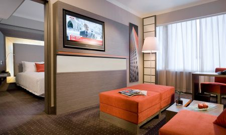 Suite Executiva - Novotel Hong Kong Nathan Road Kowloon - Hong Kong
