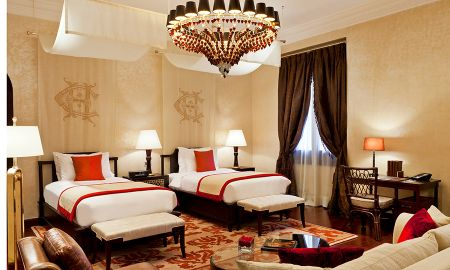 Chambre Palace Premium avec Vue sur Jardin - Sofitel Legend Old Cataract Aswan - Assouan