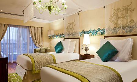 Chambre Premium Twin avec Vue sur le Nil - Sofitel Legend Old Cataract Aswan - Assouan