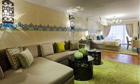 Chambre Luxe avec Terrasse et Vue sur le Nil - Sofitel Legend Old Cataract Aswan - Assouan