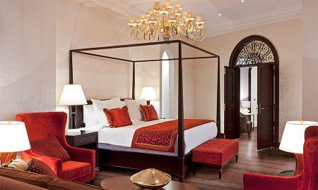 Suite Palace Opéra avec Terrasse et Vue sur le Nil ou Jardin - Sofitel Legend Old Cataract Aswan - Assouan