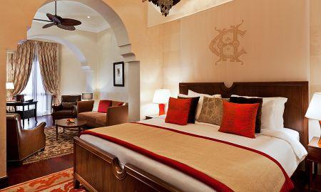 Suite Palace Prestige avec Vue sur le Nil ou Jardin - Sofitel Legend Old Cataract Aswan - Assouan