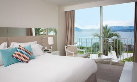 Classic Room Sea View - Sofitel Golfe D'Ajaccio Thalassa Sea & Spa - Ajaccio