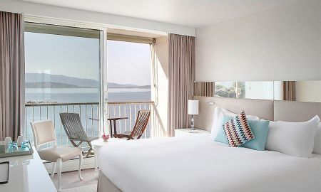Classic Sea View Room - Sofitel Golfe D'Ajaccio Thalassa Sea & Spa - Ajaccio