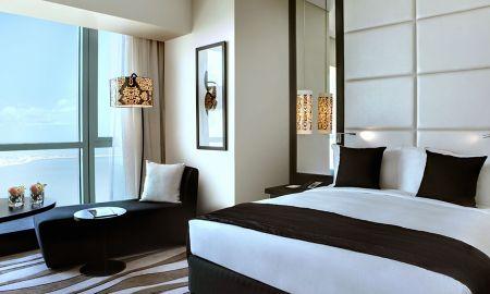 Luxury King Zimmer mit Meerblick - Sofitel Abu Dhabi Corniche - Abu Dhabi
