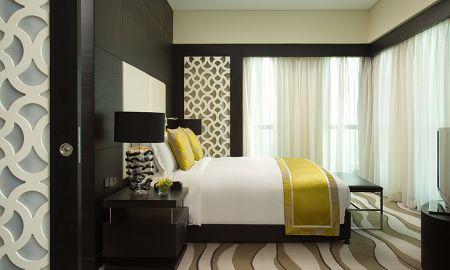 Suite Prestígio com Acesso ao Salão Executivo - Sofitel Abu Dhabi Corniche - Abu Dhabi