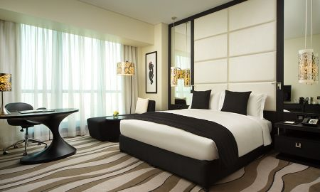 Quarto Superior King - Sofitel Abu Dhabi Corniche - Abu Dhabi