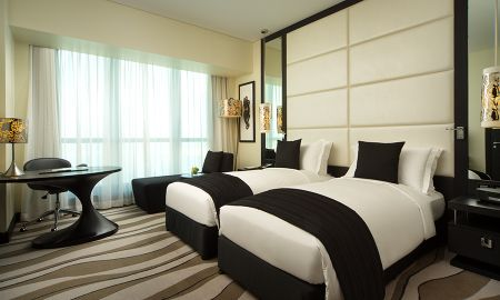 Twin Superior-Zimmer - Sofitel Abu Dhabi Corniche - Abu Dhabi