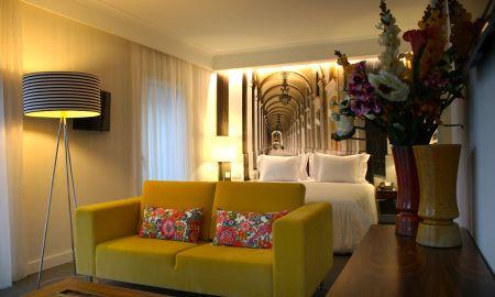 Chambre Supérieure - Hotel Olissippo Saldanha - Lisbonne