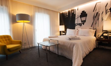 Chambre Standard Double - Hotel Olissippo Saldanha - Lisbonne