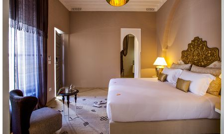 Suite Deluxe - Riad Nashira & Spa - Marrakech