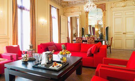 Historical Suite - Buddha-Bar Hotel Paris - Paris