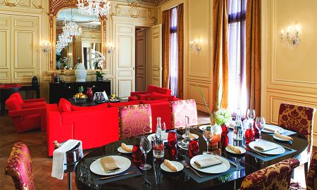 Grand Historique Suite - Buddha-Bar Hotel Paris - Paris
