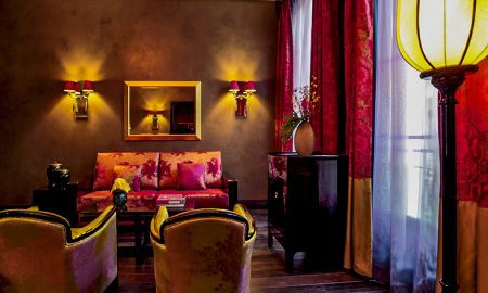 Prestige Suite - Buddha-Bar Hotel Paris - Paris