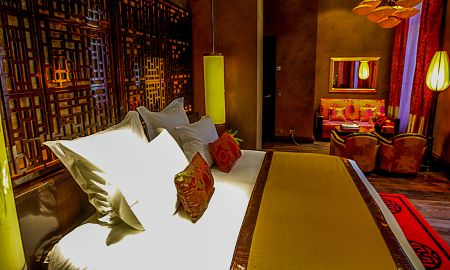 Studio Suite - Buddha-Bar Hotel Paris - Parigi