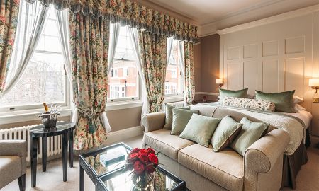 Junior Suite - 11 Cadogan Gardens - London