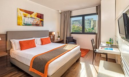 Double Room Single Use - H10 Roma Citta - Rome