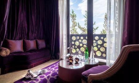 Luxus Zimmer - The Pearl Marrakech - Marrakesch