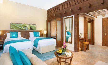 Luxury Twin Room - Palm View - Sofitel Dubai The Palm Resort & Spa - Dubai