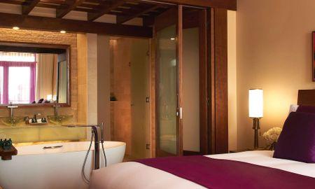 Полулюкс - вид на море - Sofitel Dubai The Palm Resort & Spa - Dubai