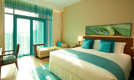 Chambre Luxury Twin avec Vue sur Palmiers - Sofitel Dubai The Palm Resort & Spa - Dubai
