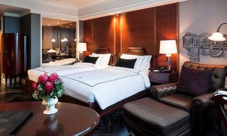 Quarto Twin Jatu Deluxe - Hotel Muse Bangkok Langsuan - MGallery Collection - Bangkok
