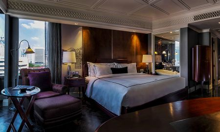 DOWADUENG CORNER DELUXE, 1 King Size Bed - Hotel Muse Bangkok Langsuan - MGallery Collection - Bangkok