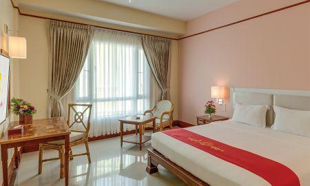 Chambre Champei - Thansur Sokha Hotel - Kampot