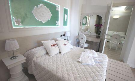 Двухместный люкс - Paradiso Hotel Bovelacci - Milano Marittima