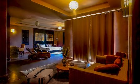 Junior Suite - Hotel Fellah - Marrakesch