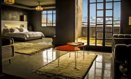 Senior Suite - Hotel Fellah - Marrakesch