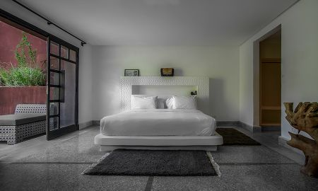 Chambre Supérieure - Hotel Fellah - Marrakech