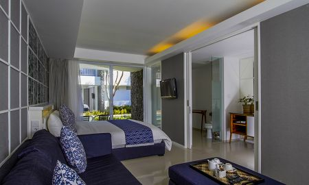 Suite Apartamento de um quarto - Astana Pengembak Suite Apartment & Villa - Bali