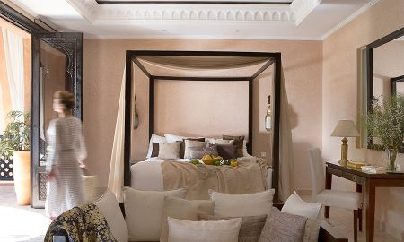 Junior Suite (Free airport transfer, Free Breakfast, Free Wifi) - Palais Aziza & SPA - Marrakech