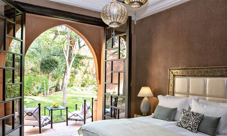 Superior Room (Free airport transfer, Free Breakfast, Free Wifi) - Palais Aziza & SPA - Marrakech